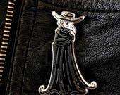Black Plague Hard Enamel Pin