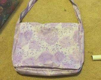 Fairy Frost Messenger Bag