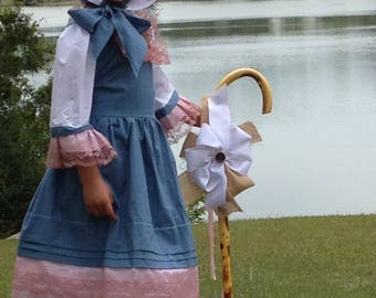 Little Bo Peep ....Southern Belle...Little Miss Muffet COSTUME
