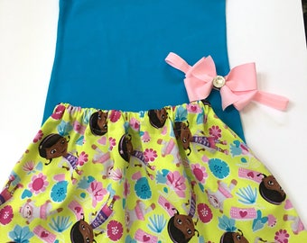Girls Skirt Sets, Girls Skirt Outfits, Girls Ready To Ship Skirt, Girls Birthday Skirt Set, Birthday Skirt For Girls, Toddler Skirt Set