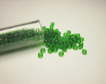 tube color (8-9 g) (R41) seed beads