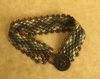 Southwestern colored bracelet