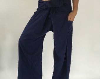 FP0056 Thai fisherman/Yoga are pants Free-size: Will fit men or woman