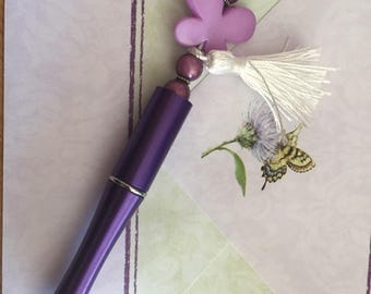 Since butterflies ball pen