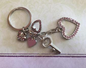 It is perfect pink GRI-gri bag