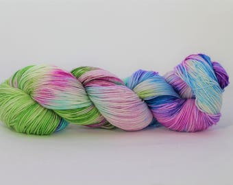 Wildflowers - Nova Sock Yarn - SW Merino Wool