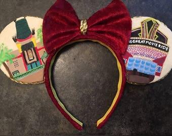 Great Movie Mickey Ears!