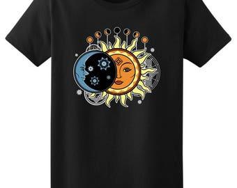 Solar Eclipse Event 8-21-17 Ladies T-Shirt 2000L - WSC-502