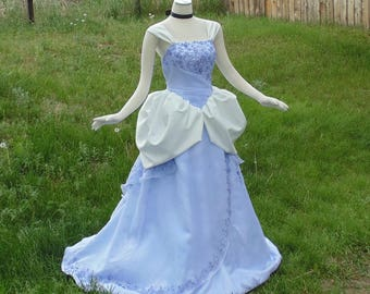 Women's size 6-8 Cinderella Ball Gown