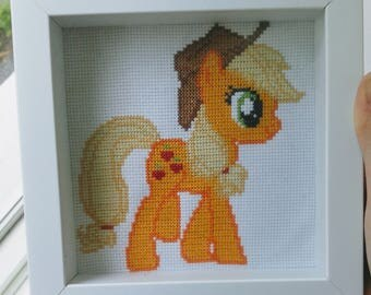 Shadowbox Applejack