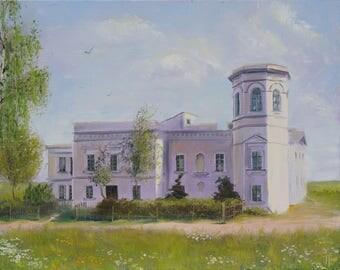 Manor Of Mikhail Ustinov