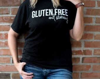 Gluten Free and Starving