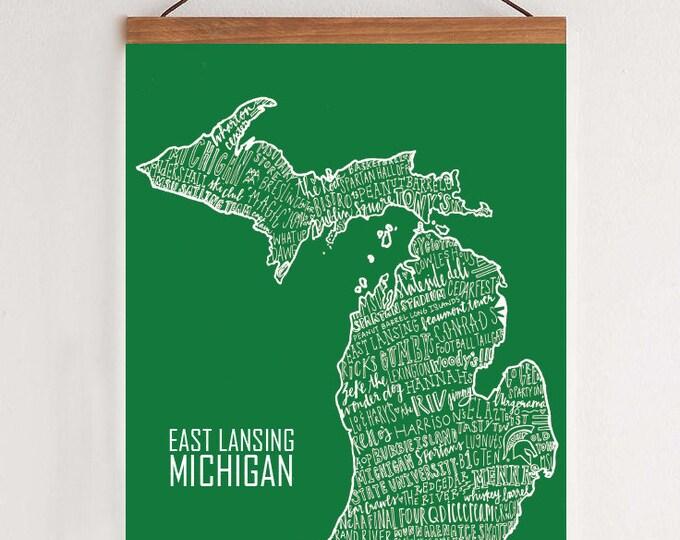 East Lansing, Michigan