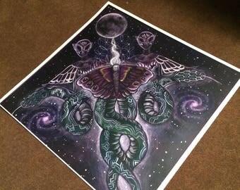Spirit Guides- Print