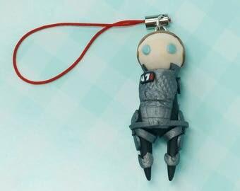 Mass Effect Commander Shepard Chibi (MShep)