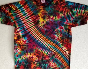 Youth Tie Dye Shirt, Large!