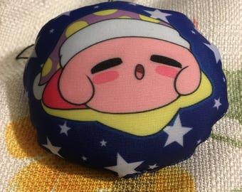 Kirby Plush Keychain