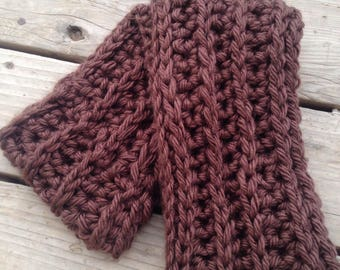 Chunky scarf, Crochet scarf, winter scarf, thick scarf, winter accessories