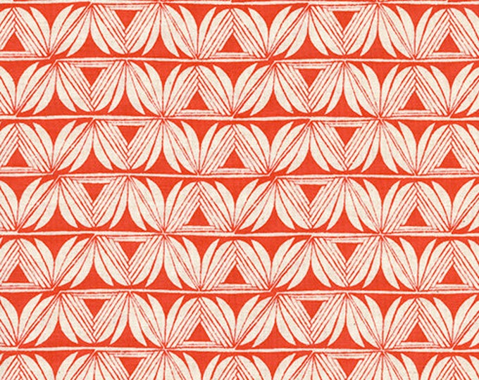 Pre-Sale- Pottery in Red -Santa Fe -Sarah Watts for Cotton + Steel