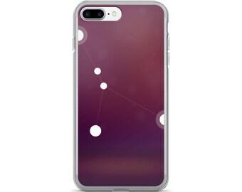 iPhone 7/7 Plus Case - Zodiac Cancer Constellation iPhone 7 Case