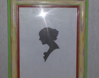 Whimsical picture frame