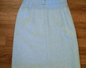CHANEL Knee Length Skirt  Small 27 waist
