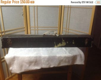 50% off Summer Sale Vintage Beaded Projection Screen by Universal Camera Corp, NY, NY