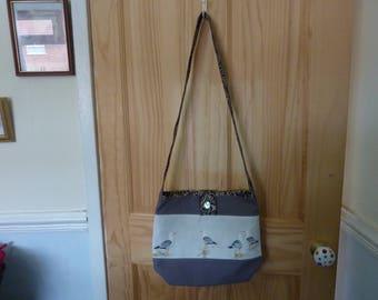 Lovely seagulls shoulder bag