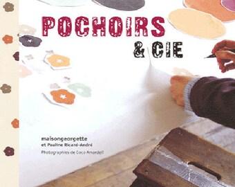 LivrePochoirs and Cie Ed. Marabou with twine