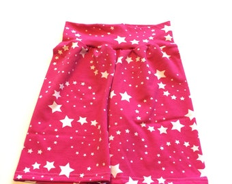 Bermuda Shorts ~ Ready to Ship, cloth diaper pants, baby, toddler clothes , stars