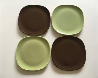 Vintage Salem Harmony House Plates.
