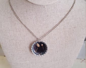 Evil Witch Evil Queen Necklace