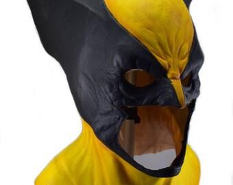 Berserker v2 latex mask