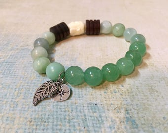 Zen Green Bracelet