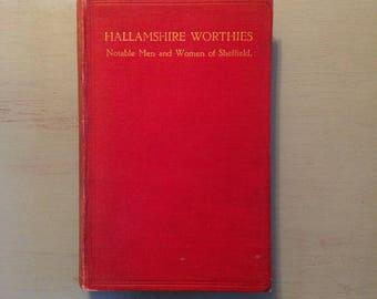 HALLAMSHIRE WORTHIES