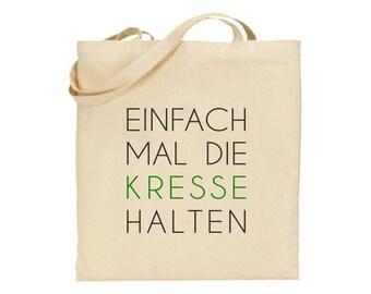 """Tote bag """"Kresse"""""""