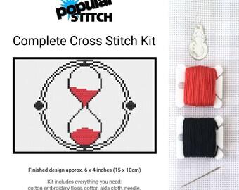 Time Turner - Cross Stitch Kit - Harry Potter - Cross-Stitch Pattern Kit