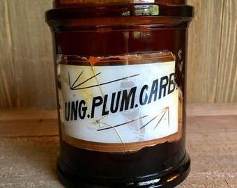 Antique Apothecary Jar c.1880 (Whitehall Tatum & Co.)