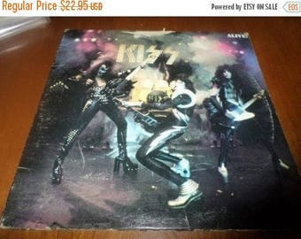 Save 30% Today Vintage LP Record KISS Alive Two Record Set Very Good Condition 3653