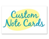 Re-Order of Personalized cards for Yvonne