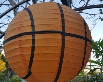 Christmas in July Deals Sport Ball Paper Lanterns