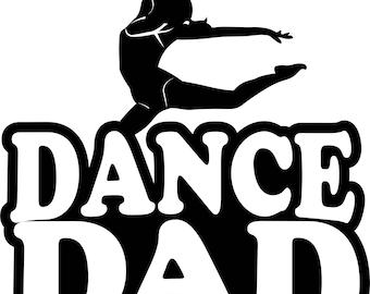 Dance Dad T Shirt/Dance Dad Shirt/ Dance Dad Clothing/ Dance Dad Gift/ Dance Dad/ Dancer/