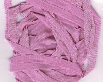 Quality 1312 4 mm Silk Ribbon French silk er auv