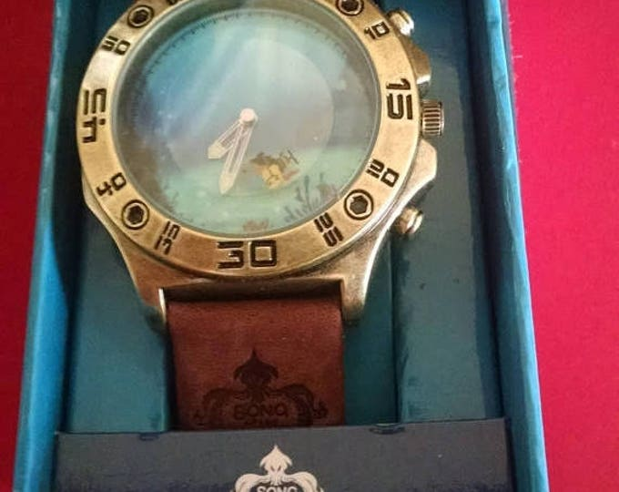 Retrocon Sale - Song of the Deep Limited Edition Wristwatch with Case