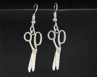 Earrings chisel