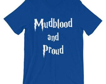 Mudblood Pride short sleeve t-shirt