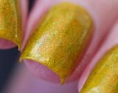Algae Puffs - 11 ml handmade nail polish