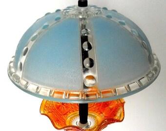 40% OFF SALE Glass bird feeder - Squirrel resistant bird feeder - glass squirrel resistant bird feeder