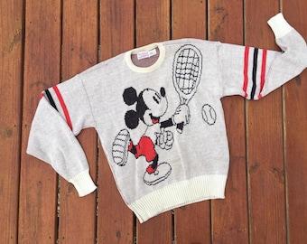 Vintage Mickey Sweater