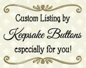 Custom Listing For dtresca1065